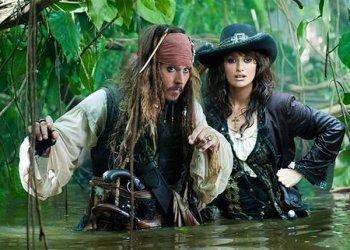 «Пираты Карибского моря: На странных берегах» - теперь дома
