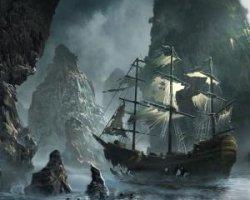 Женщины на корабле – быть беде. Другие приметы пиратов