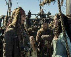 Новая часть Пиратов Карибского моря – «Мертвецы не рассказывают сказки»