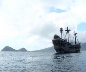 Пиратское море – Карибское. Легенды